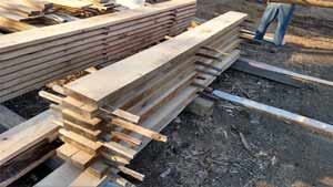 Lumber and timber products from your logs or ours.